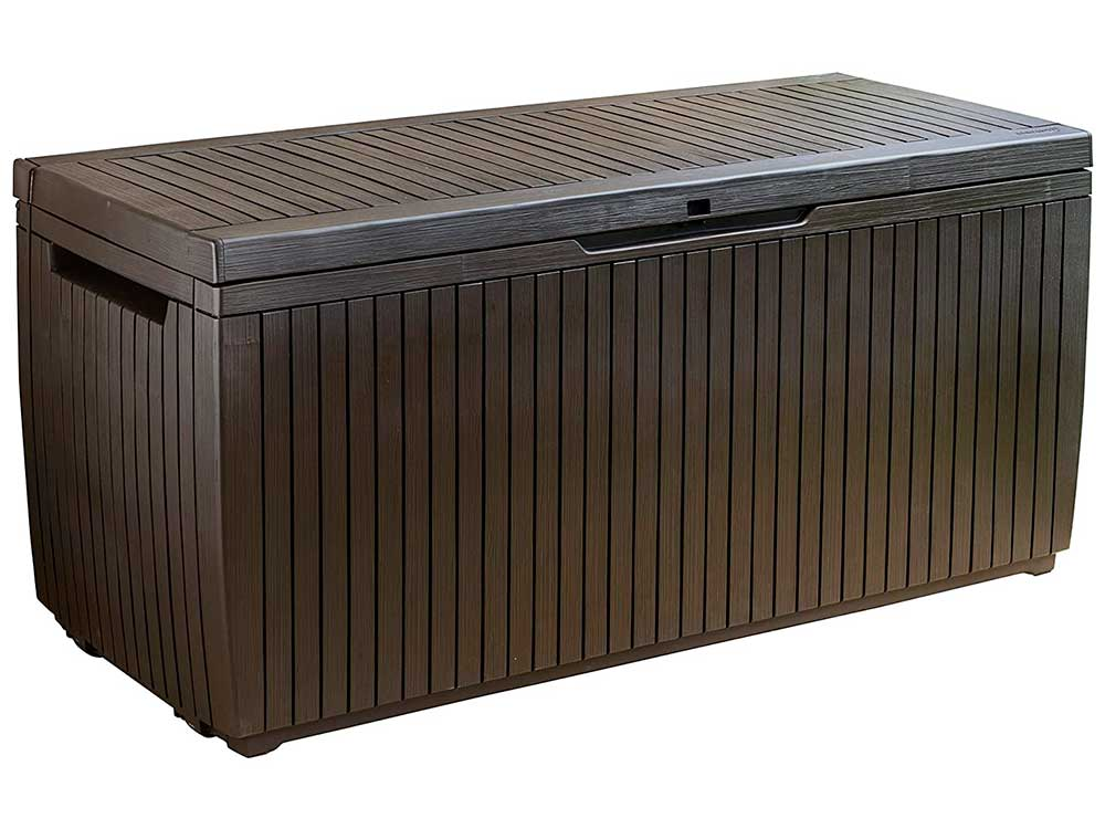 Сундук садовый WOOD LOOK BOX SPRINGWOOD