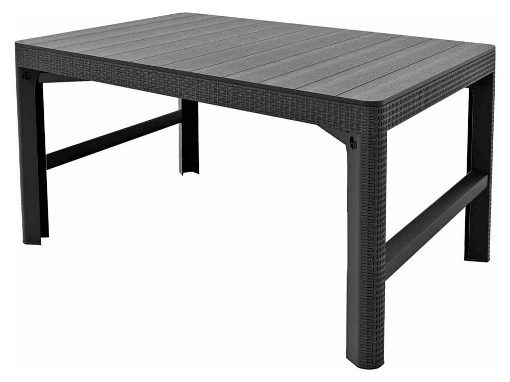 LYON TABLE RATTAN стол