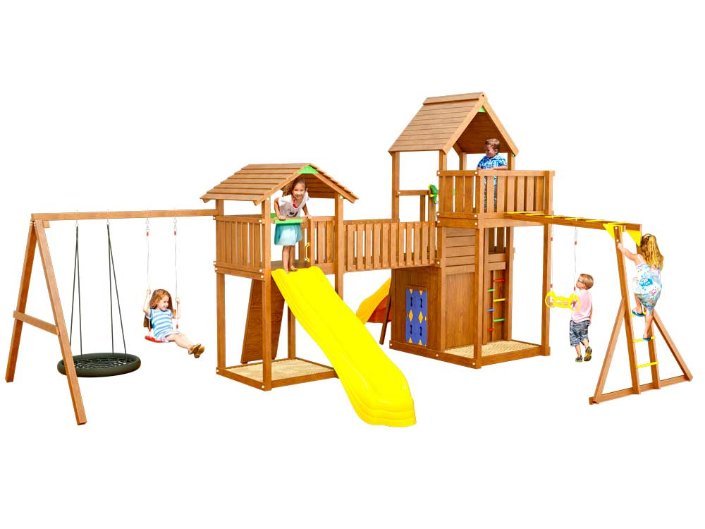 "Игровой комплекс JUNGLE GYM JB14 ""ЭВЕРЕСТ"""