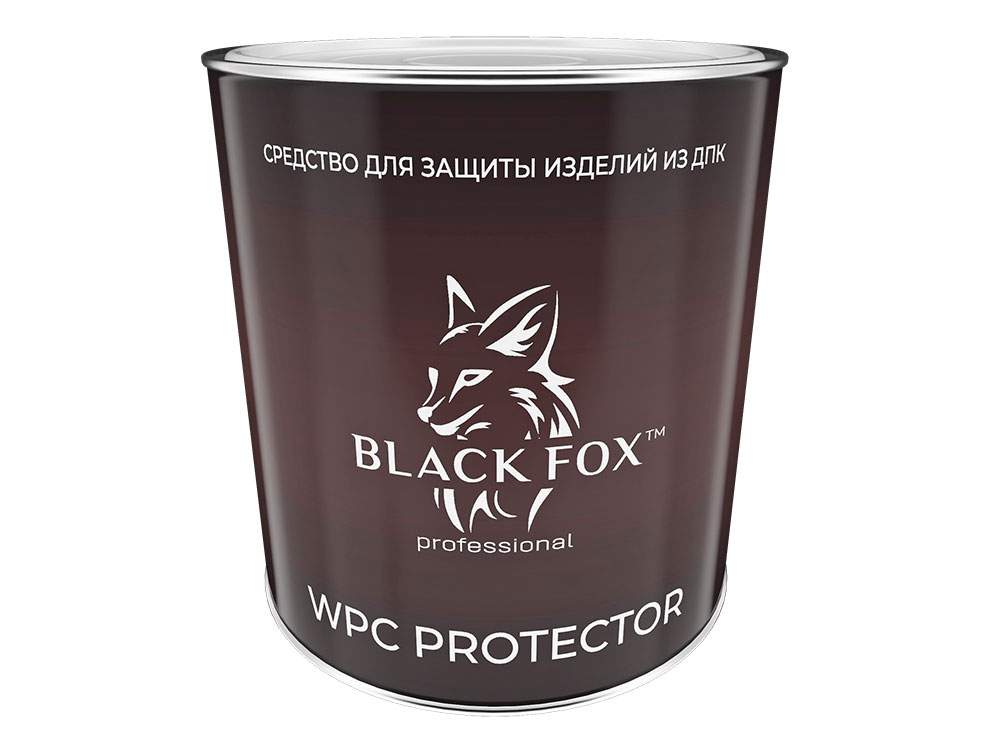 BLACK FOX wpc protector
